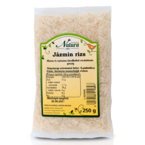 Natura jázmin rizs - 250g