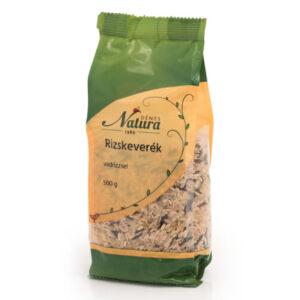 Natura rizskeverék vadrizzsel - 500g