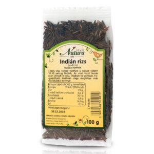 Natura vadrizs (indián rizs) - 100g