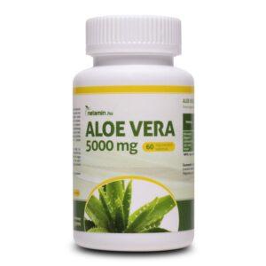 Netamin Aloe Vera 5000mg lágyzselatin kapszula – 60db