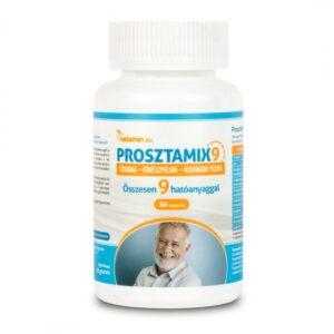 Netamin Prosztamix9 kapszula – 60db