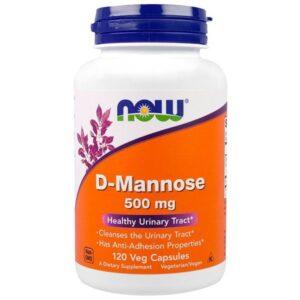 Now D-mannose kapszula – 120db