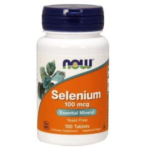 Now Selenium 100mcg kapszula – 100db