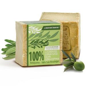 Natur Tanya (Najel) Bio Olíva olajos Aleppo szappan – 200g
