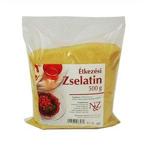 N&Z Étkezési Zselatin – 500g