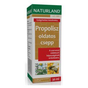 Naturland Propolisz cseppek - 30 ml