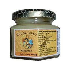 Royal jelly természetes méhpempő 100g – 100g