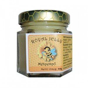 Royal jelly természetes méhpempő 50g – 50g