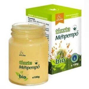 Tiszta méhpempő Bio – 100g