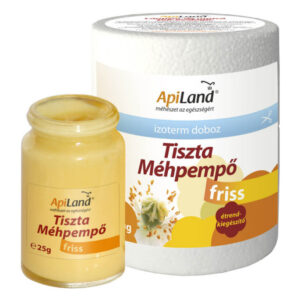 Tiszta méhpempő hagyományos - 25g
