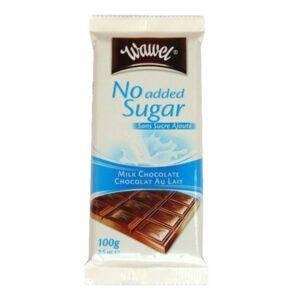 Wawel sugar free diabetikus tejcsokoládé – 100g