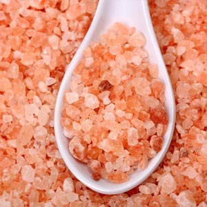 Himalája kristálysó, Parajdi só, Tengeri só