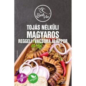 Szafi Free Magyaros reggeli/vacsora alappor – 300g
