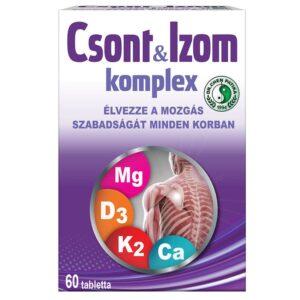 Dr. Chen Csont & Izom komplex - 60db