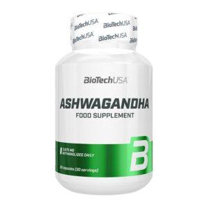 BioTech USA Ashwagandha kapszula - 60db