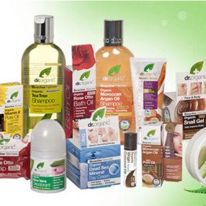 Dr. Organic kozmetikumok