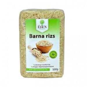 Éden Prémium barna rizs - 500g