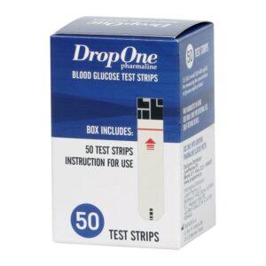 DropOne tesztcsík – 50db
