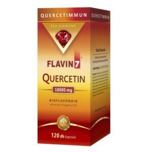 flavin7-quercetin-kapszula-120db