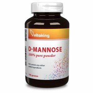 Vitaking D-Mannose por – 100g