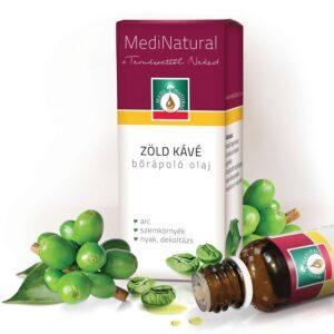 Medinatural zöld kávé olaj - 20ml