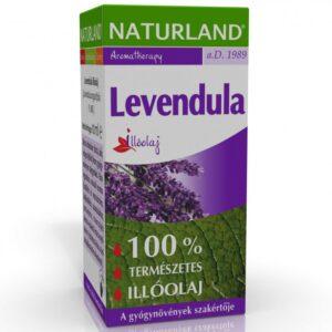Naturland Levendula illóolaj - 10ml