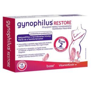 Protexin Gynophilus Restore hüvelytabletta - 2db