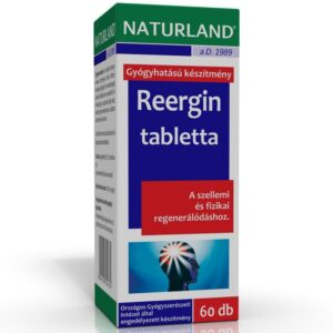 Naturland Reergin tabletta - 60db