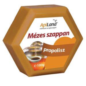 apiland-mezes-propoliszos-szappan-100g