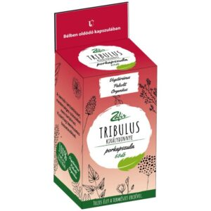 Zafir Tribulus Királydinnye kapszula - 60db