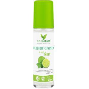 Cosnature Dezodor spray Lime és mentol - 75ml