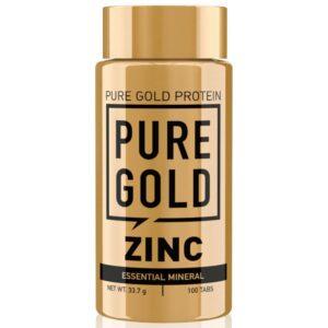 Pure Gold Zinc 20mg tabletta - 100db