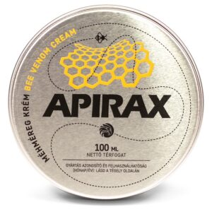 Apirax méhméreg krém - 100ml
