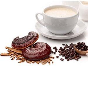 Ganoderma és zöld kávé