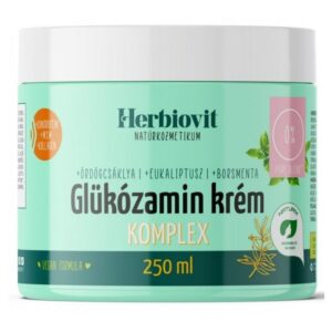 Herbiovit Glükózamin krém komplex - 250ml